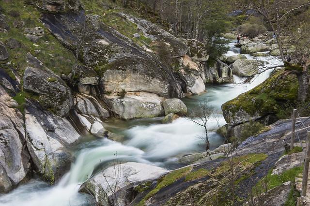 Agua salvaje corriendo libre (IX) / Wild Water Running Free #9