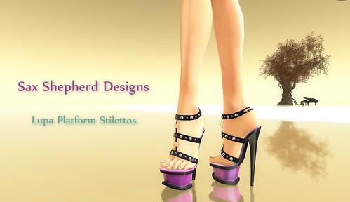 Sax Shepherd Designs @ 21Shoe