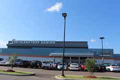 The only reason to cross over the Mississippi River into Arkansas....Southland Casino & Greyhound Park