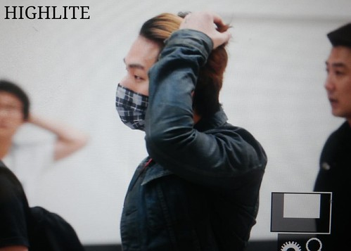 Big Bang - Incheon Airport - 24sep2015 - High Lite - 07