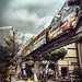Kuala Lumpur, monorail by Luc Mercelis