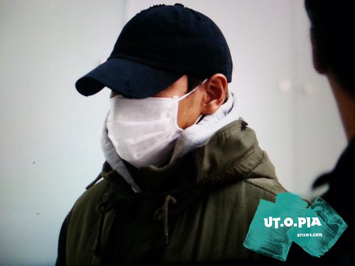 Big Bang - Incheon Airport - 24sep2015 - Utopia - 02