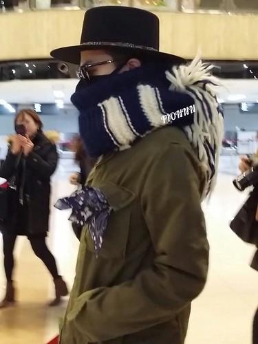 Big Bang - Gimpo Airport - 27feb2015 - G-Dragon - Fionnn_权小柒 - 03