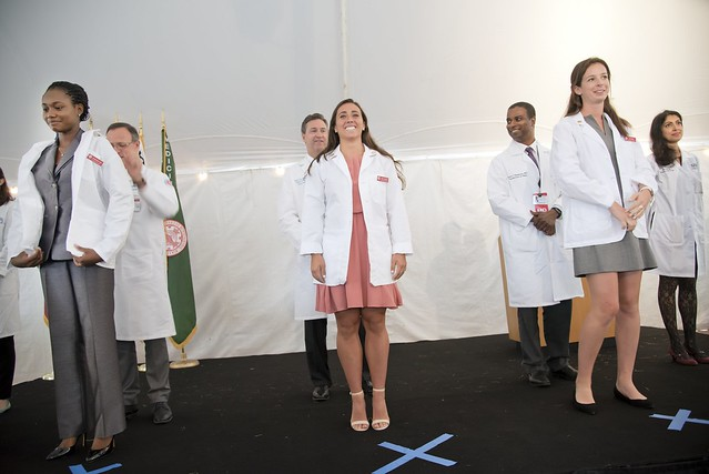 White Coat Ceremony | School of Medicine
