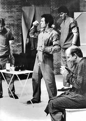McMurphy classic theatre international Alexander Barnett Cuckoo's Nest Alexander Barnett