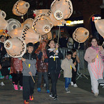 Lancashire Encounter Procession of Light - 25
