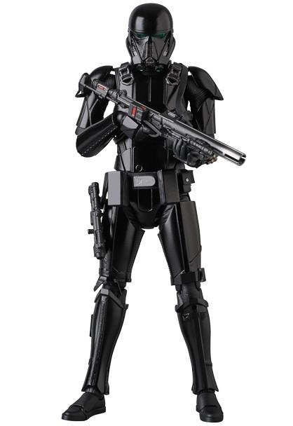 MAFEX《星際大戰外傳: 俠盜一號》「死亡兵」Death Trooper