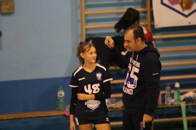 23 ottobre 2016 Campionato PGS U16 Bianca Pro Patria  - Grossman 3- 0