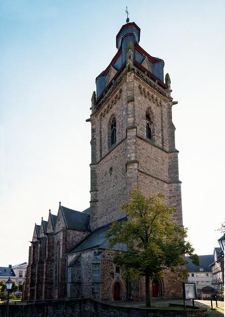 Bad Wildungen - Stadtkirche