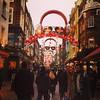 Carnaby Street #carnaby #london #christmas #natal