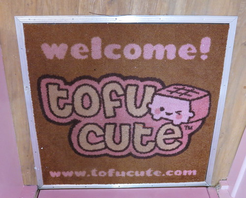 Tofu Cute shop in Portsmouth