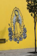 La Virgen de Guadalupe ...