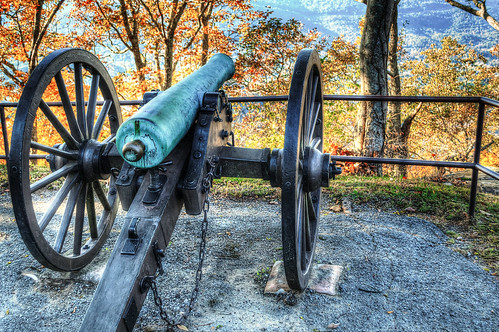 Cannon at Point Park II