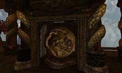~*GOD*~ Tibetan Temple - Part 2 gong