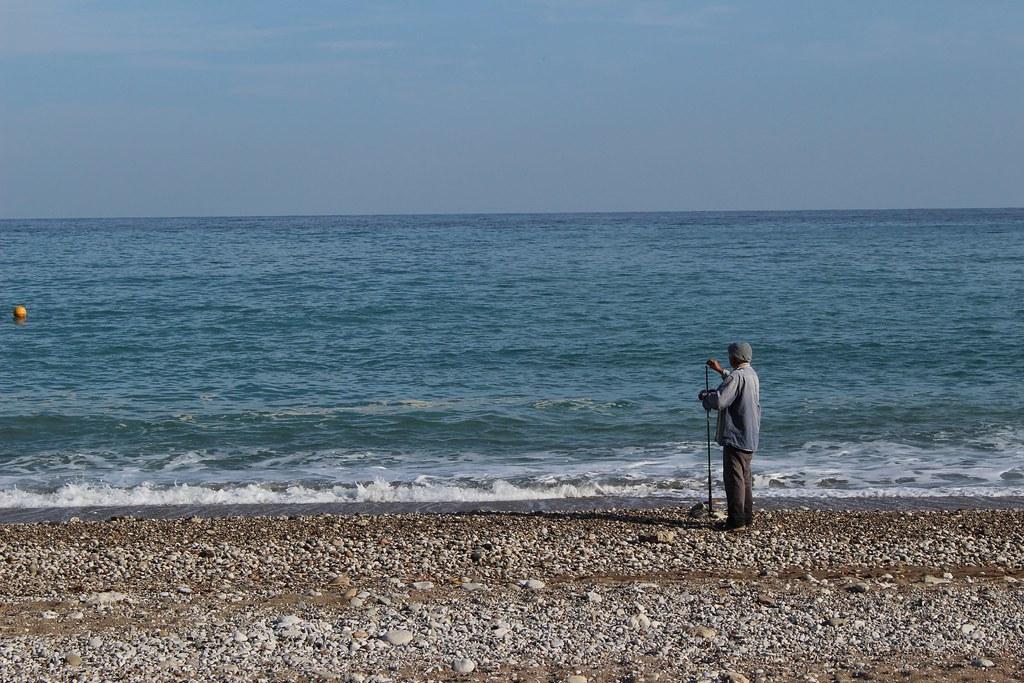 Olympos ranta, Turkki