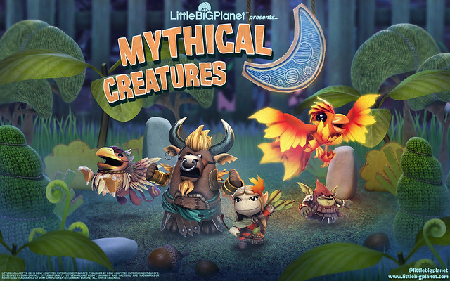 Mythical Creatures 16-10