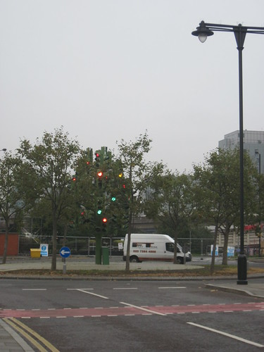 Pierre Vivant's Traffic Light Tree