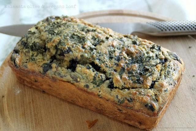 Kalamata Olive & Oregano Loaf 1