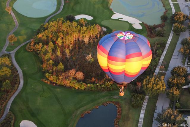 Orlando Hot Air Balloon Ride-34