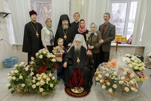 День тезоименитства Митрополита Николая