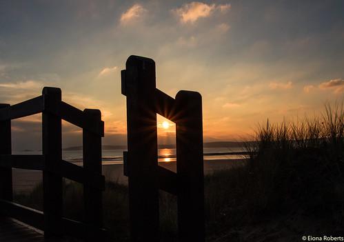 sunset swansea wales unitedkingdom wfc swanseabay smq