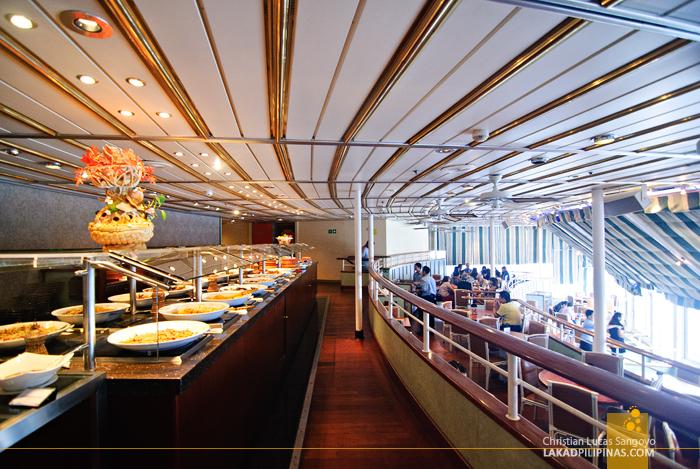 Spices Restaurant at the Star Cruises Superstar Aquarius