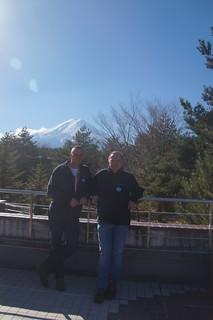 011 Mount Fuji met Gé en Arjan