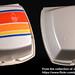 Arby's - sandwich styrofoam food restaraunt packaging - circa 1980's by JasonLiebig