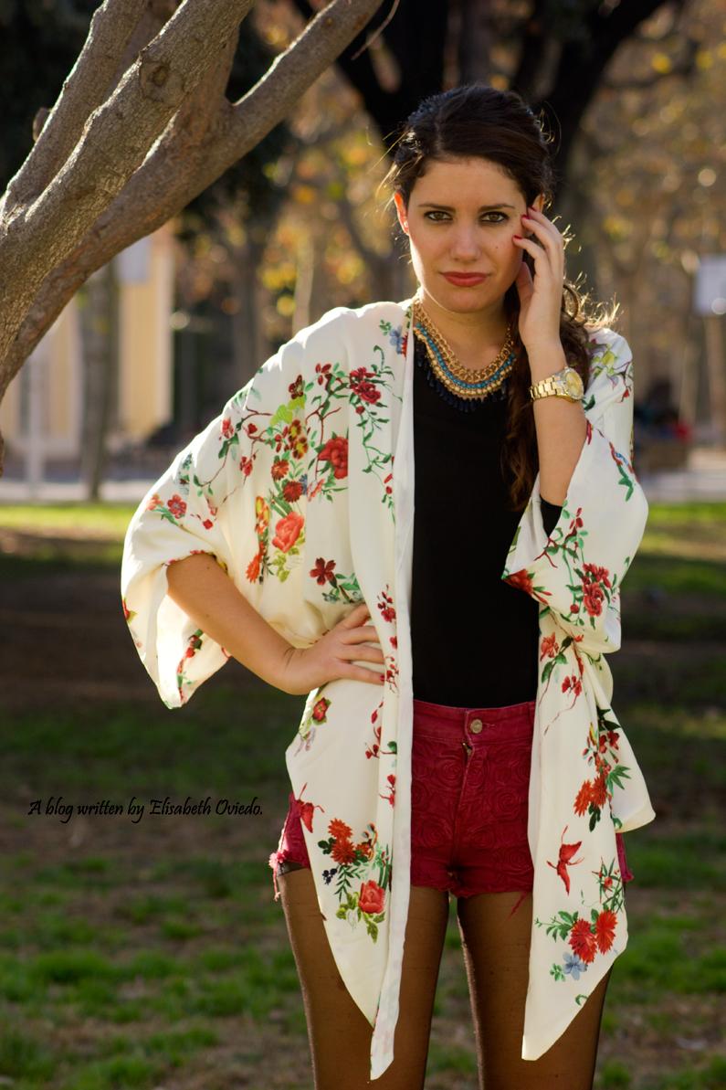 kimono oriental verde rojo y blanco HEELSANDROSES blackfive (2)