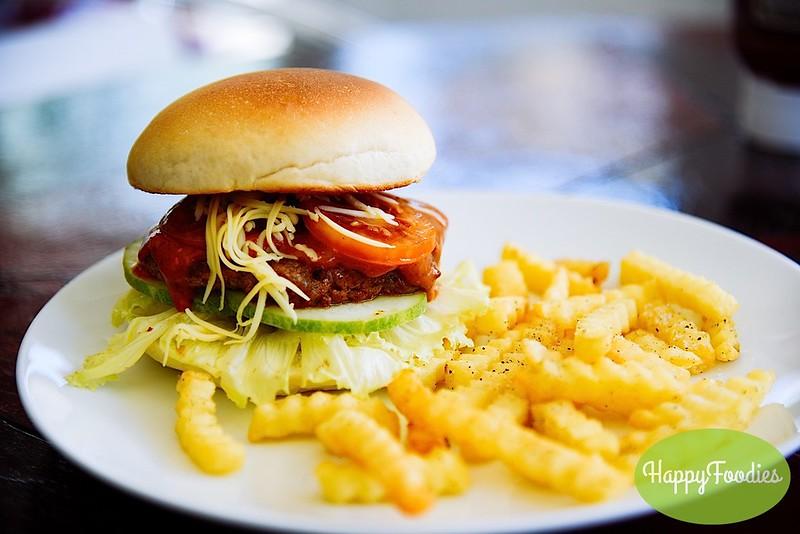 DIY Burger