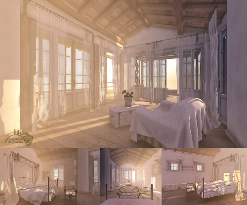 8f8 primavera in Toscana - The Bedroom @ Arcade March 2015