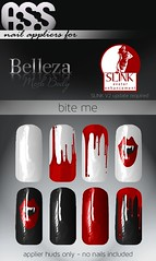A:S:S - Nail appliers for SLINK V2 and Belleza