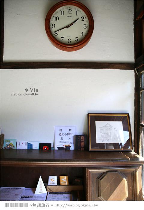 【台中老宅餐廳】台中下午茶~拾光機。日式老宅的迷人新風情,一起文青一下午吧!11