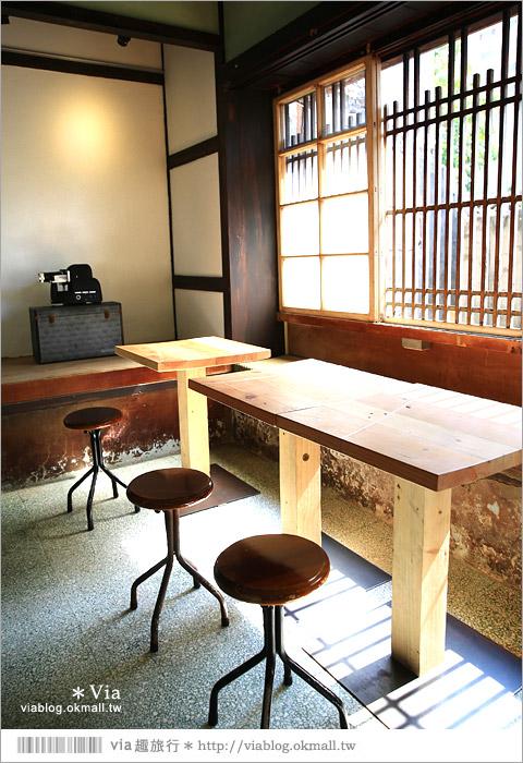 【台中老宅餐廳】台中下午茶~拾光機。日式老宅的迷人新風情,一起文青一下午吧!13