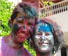 India - Holi in Varanasi