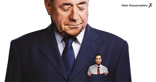 Ed Miliband in Alex Salmond's pocket would mean chaos for Britain