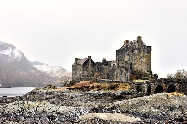 Eilean Donan (Scotland)