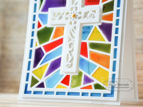 Stained Glass Cutting Plate