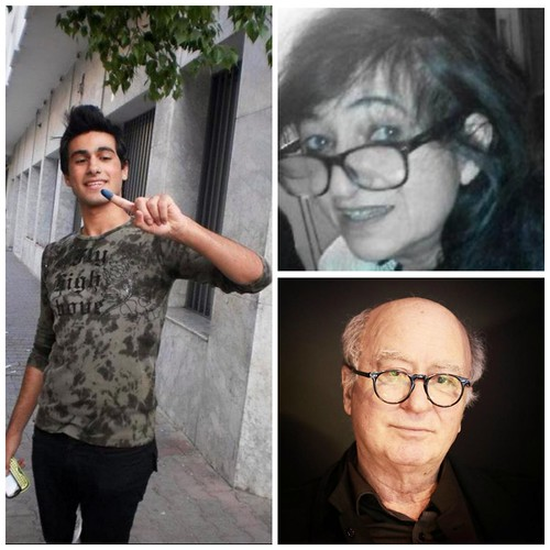Yoav Hattab, Elsa Cayet and Georges Wolinski killed in the attacks in Paris