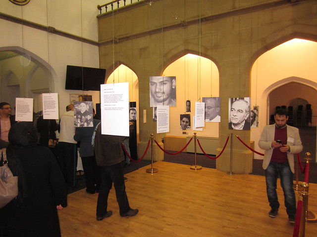 Dr. Abbas Khan Memorial Event at BMHC in Manchester