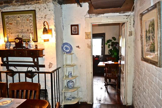 The Pirates House Savannah - oldest house in Savannah
