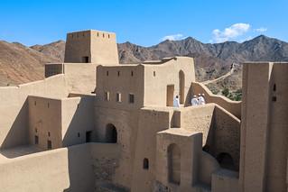 Bahla fort, Oman (Unesco world heritage)