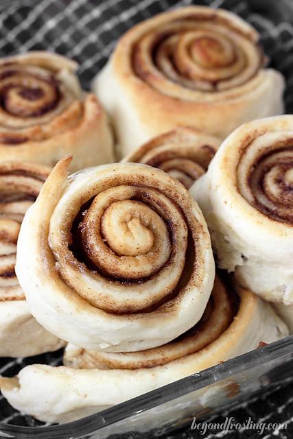 Mamagirl's Cinnamon Rolls