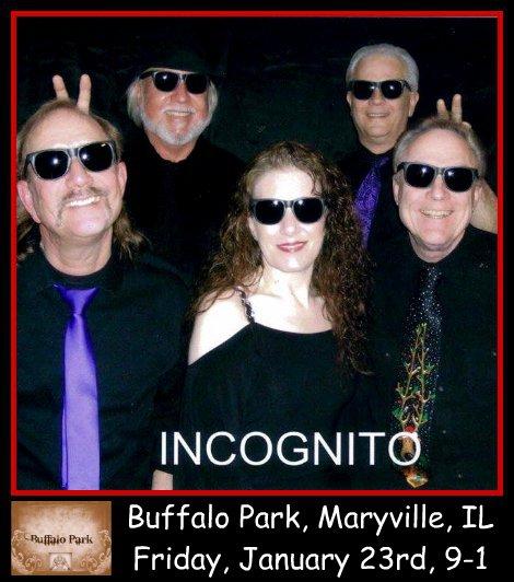 Incognito 1-23-15