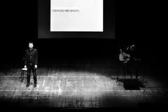 Fabrizio de andré raccontato da @AndreaScanzi e reinterpretato da Giulio Casale. Splendido #lecattivestrade