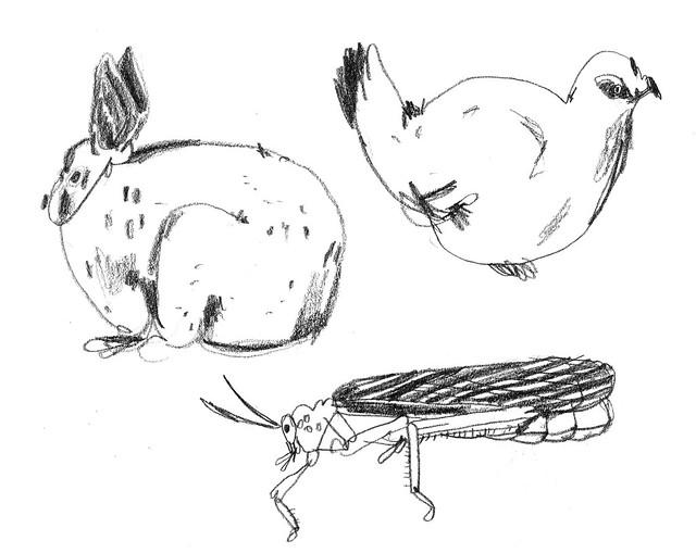 tre djur