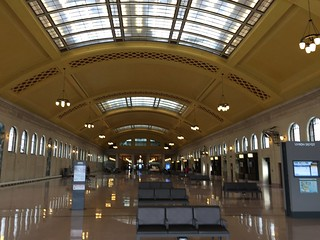 Hanging Out at the Union Depot