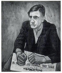 Alice Neel Portrait of Paddy Whalen: 1935
