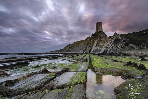 longexposure seascape marina atardecer rocks nubes rocas tarifa largaexposición guadalmesi lamanoamiga d7000 mardíazkorama