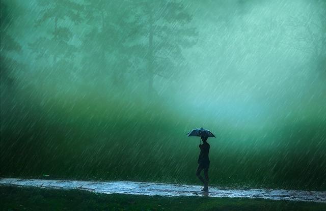 Memories of the last rain